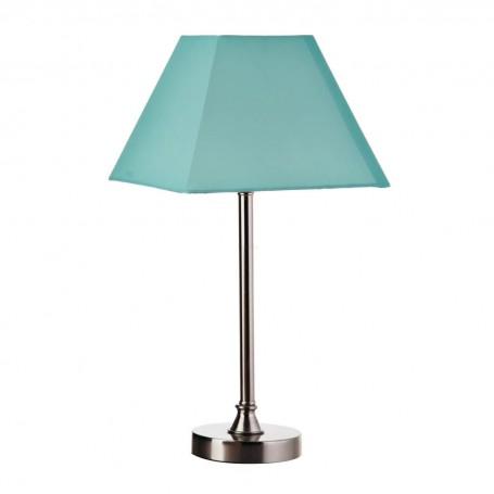 Lámpara de mesa Silver con pantalla cónica