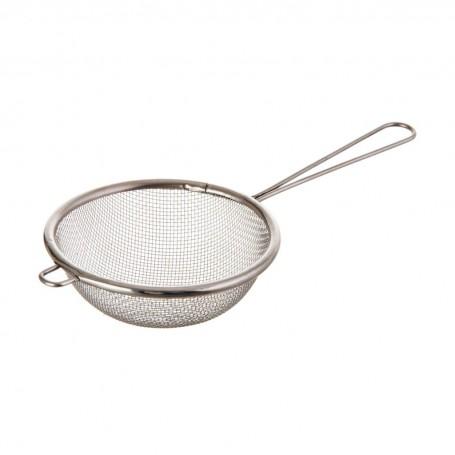 Colador de acero inoxidable Silver