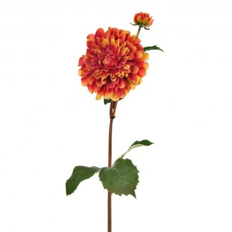 Flor artificial Dahlia Haus