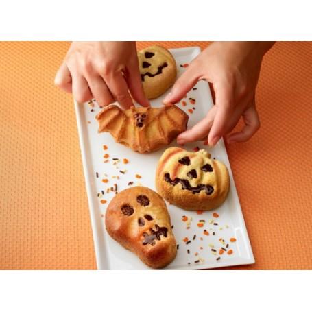 Molde figuras Halloween Lékué