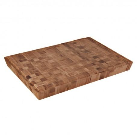 Tabla gruesa para picar Natural Bamboo Novo