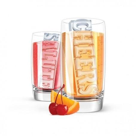 Molde para hielo Cheers / Salute Zoku