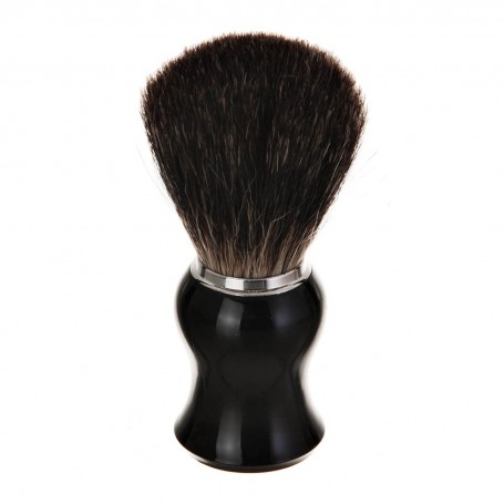 Brocha con cerdas naturales para barba Becker Solingen