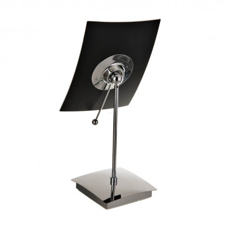 Espejo con aumento 5X, imán y pedestal Giratorio Becker Solingen