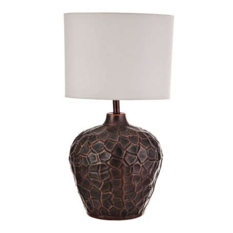 Lámpara de mesa Martillado Rocas Haus