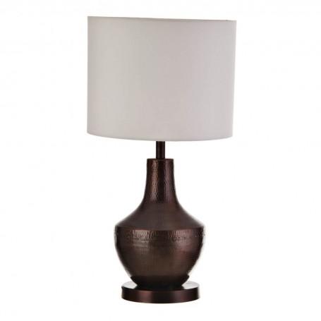 Lámpara de mesa Martillado Jarrón Haus