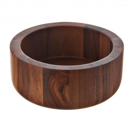 Tazón de madera de acacia Natural Billi
