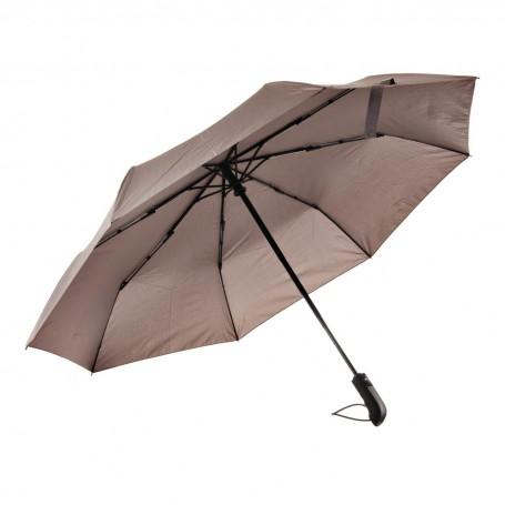 Paraguas automático con mango curvo Novo