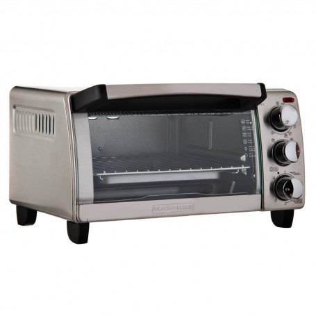 Horno tostador 9 L TO1760SS-LA Black & Decker