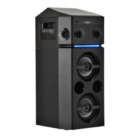 Panasonic Parlante Bluetooth USB Graba-Reproduce / FM / Karaoke SC-UA30PU-K