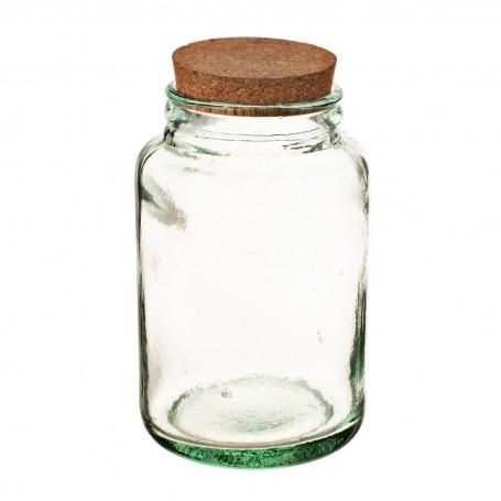 Botella / Repostero Clear Ecoglass