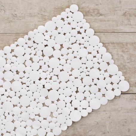 Alfombra para ducha con antideslizante Círculos Novo