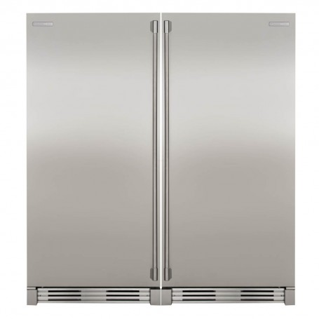 Electrolux Icon Refrigerador empotrable S/S 19 CFT / 525 L E32AR85PQS