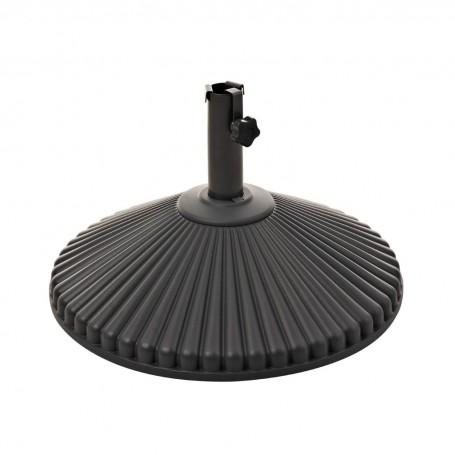 Base para parasol de 2.5 m Plástico / Acero