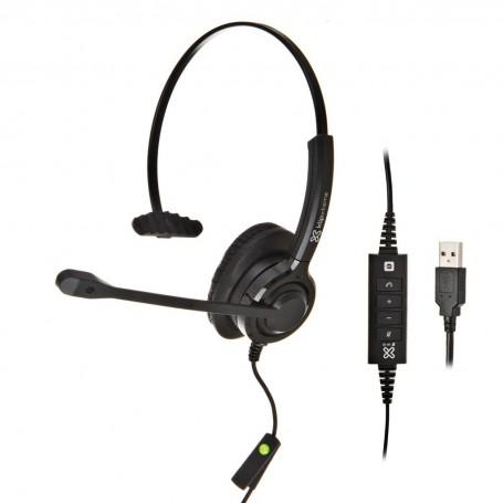 Audífonos USB para llamadas KCH-901 Klip Xtreme