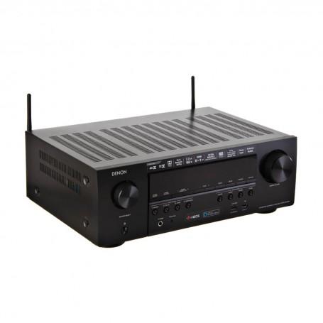 Denon Recibidor de audio / video 4K Bluetooth / Wi-Fi / 6 HDMI 7.2C 140W AVR-S740H