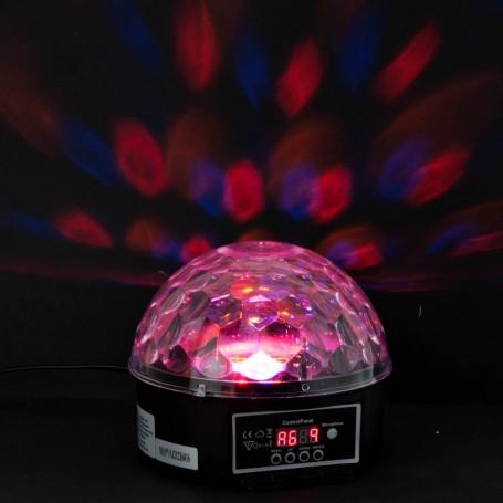Luces LED para fiesta Modo Rítmico 6W Audio Tech