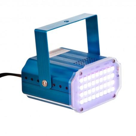 Luces para fiesta Mini Flash Audio Tech