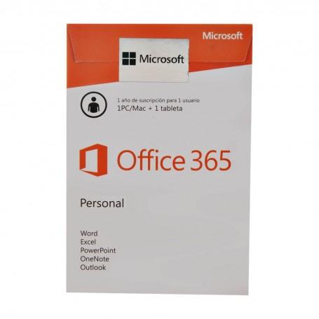 Licencia Office 365 para 1 Usuario / 1 año Microsoft