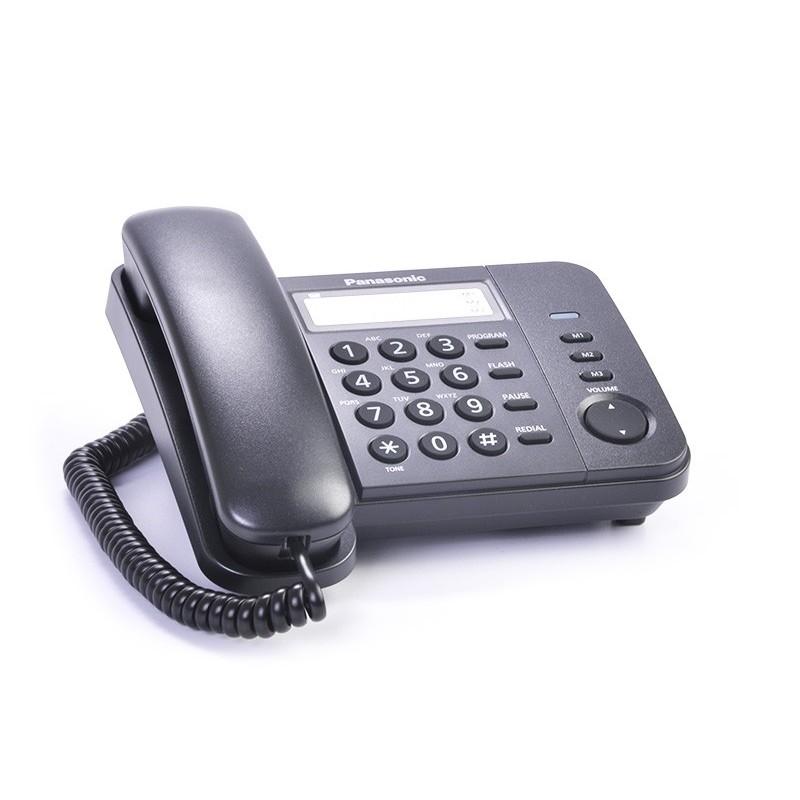 Teléfono alámbrico KX-TS520 Panasonic