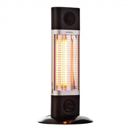 Calefactor infrarrojo 1200W Veito