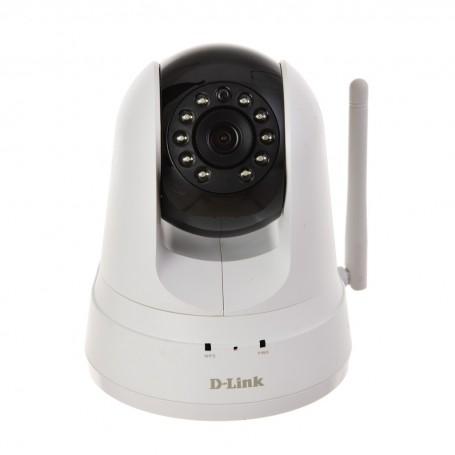 Cámara IP PTZ con visión nocturna y micrófono DCS-5000l D-Link