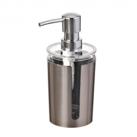 Dispensador para jabón Cromo Satinado