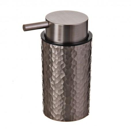 Dispensador para jabón Silver Martillado