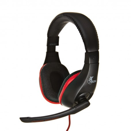Audífonos gaming con cable y control de volumen XTH-510 XTech