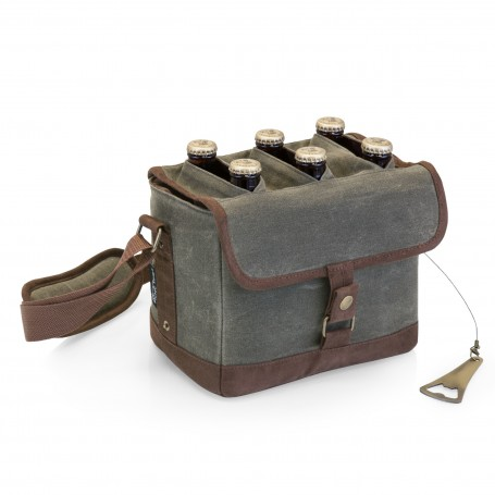 Bolso para botellas Beer Caddy Picnic Time