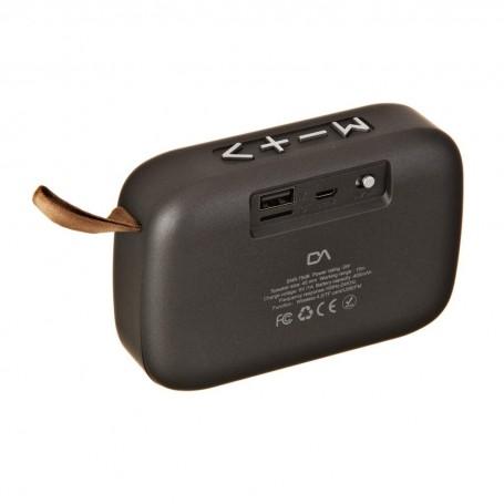 Parlante portátil Bluetooth TKDM0064