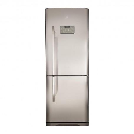 Electrolux Refrigerador B/F Inverter con panel digital 490L IB53X