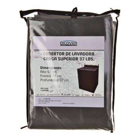 Protector para lavadora de tapa superior 37 lbs Dicover