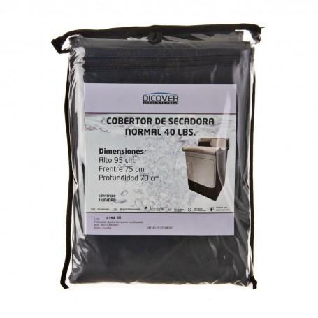 Protector para secadora de carga frontal y puerta rectangular 40 lbs Dicover