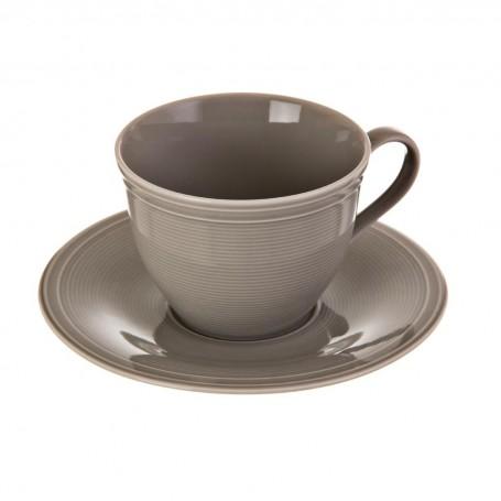 Juego de taza y plato Rhythm