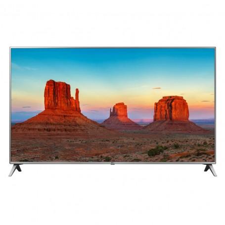 "LG Smart TV LED digital ISDB-T Súper UHD 4K webOS / Bluetooth 86"" 86UK6570PSA"