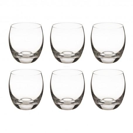 Juego de 6 vasos para Whisky Elite Krosno Glass