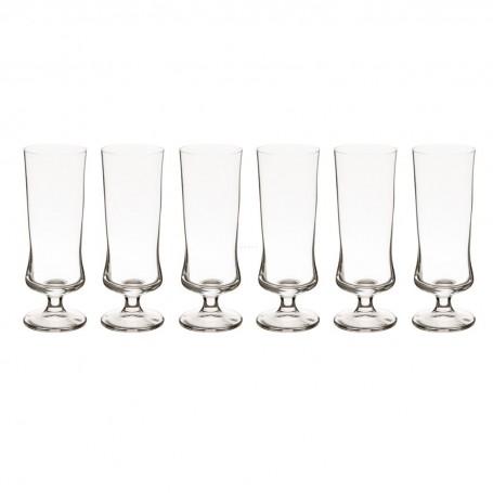 Juego de 6 copas cocktail Avant Garde Krosno Glass
