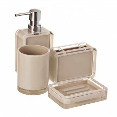 Colección de accesorios para baño Solid Frame Haus