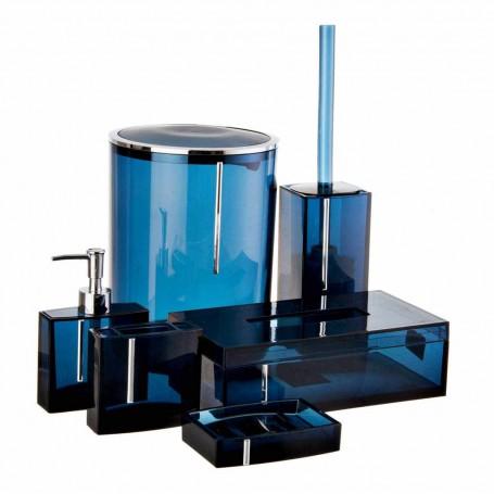 Colección de accesorios para baño Blue Deco Haus