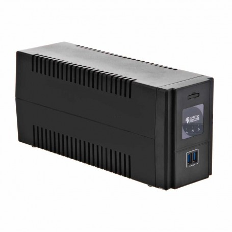 UPS 8 puertos 500VA / 250W Spartan Electronics