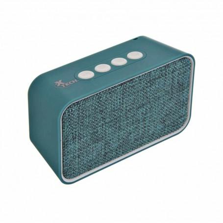 Parlante portátil Bluetooth / Llamadas 6W Anthrax Xtech