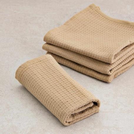 Juego de 4 toallas de cocina Surtido Madison