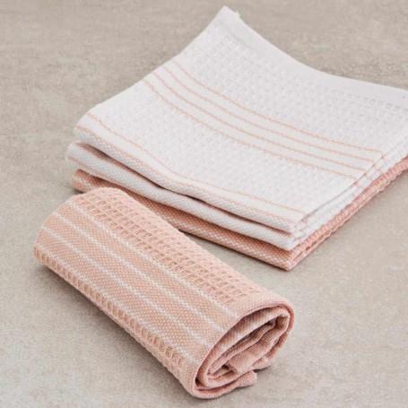 Juego de 4 toallas de cocina Surtidos Madison