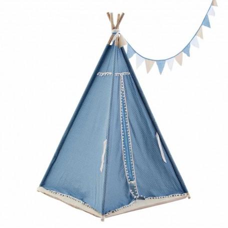 Tipi infantil Pepito Ocean Blue
