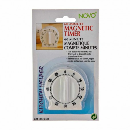 Timer magnético Novo