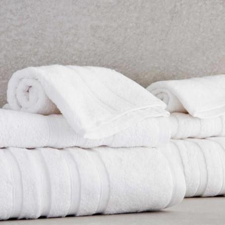 Juego de 6 toallas para tocador, manos y baño Bamboo Elite Home