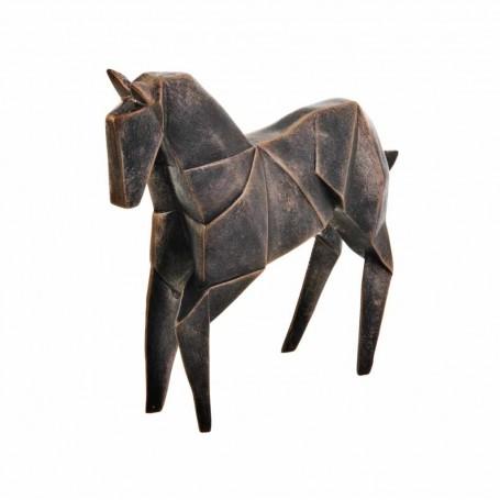 Escultura Caballo Arabia Marrés