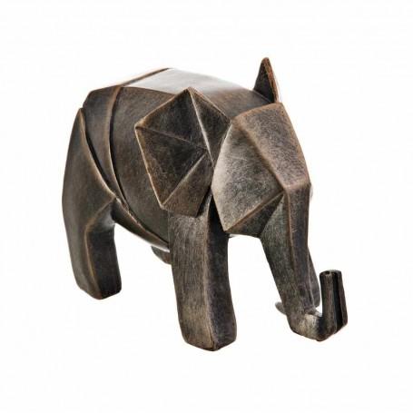 Escultura Elefante Arabia Cobre Marrés