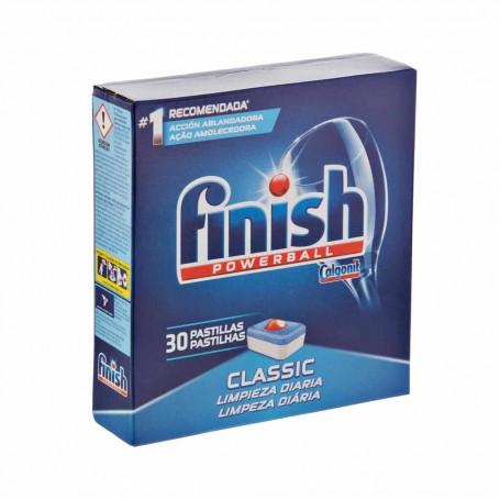 Detergente en pastillas para lavavajillas Finish